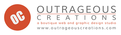 Outrageous Creations Web and Graphic Design
